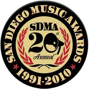 san diego music awards banner