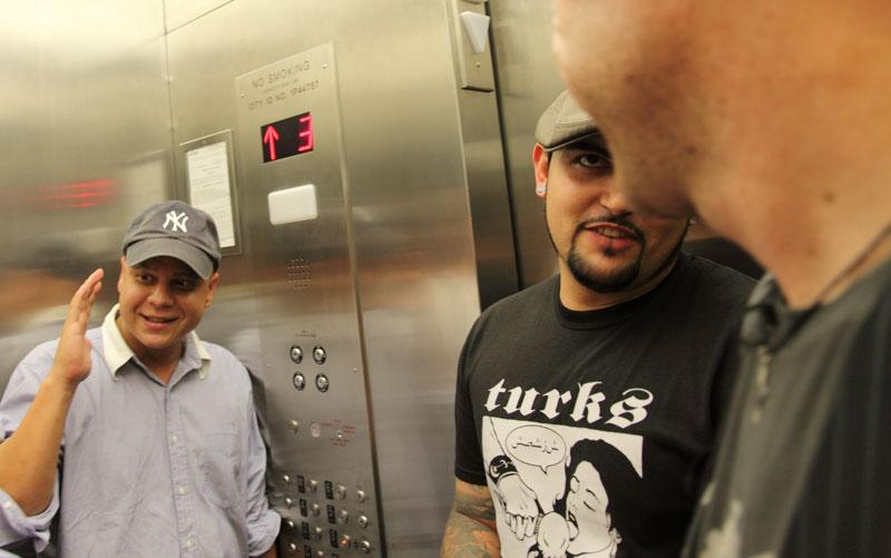 Manny & Allen